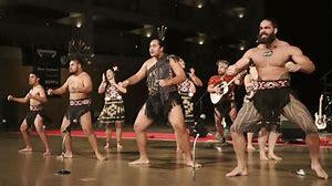 マオリ族 ハカ