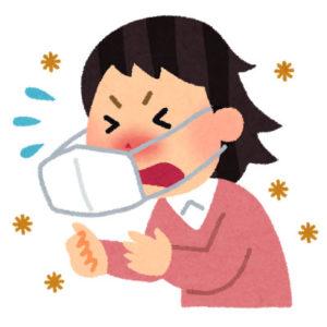 マスク、使いすて、インフルエンザ、コロナ、花粉症