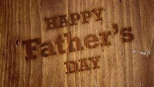 父の日、プレゼント
