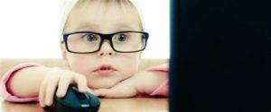 子供、視力低下、トレーニング