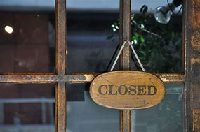 飲食店 閉店