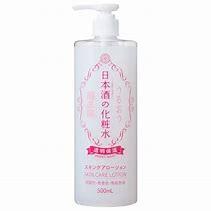 菊正宗 日本酒の化粧水